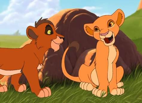The Lion King 2 Simba S Pride Cinema Tv Cartoons