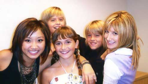 Suite Life of Zack and Cody Cast