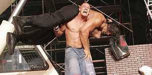 Cena is So  Strong He P.. Sport - Athletic sports -