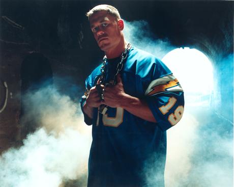 Cena  is Smokin -  Sport - Athletic sports -