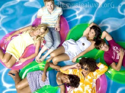 Lucas Grabeel High School Musical 2