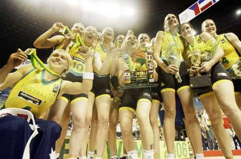 Australia women's national basketball team #