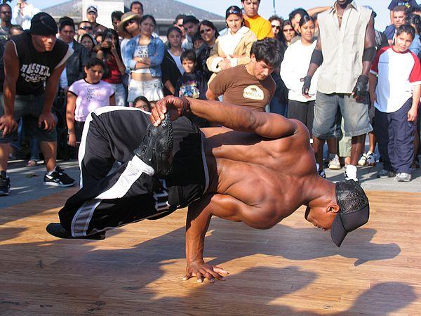 PREMIO FOMENTO A LA MÚSICA: HIP HOP, RAP Y BREAK DANCE