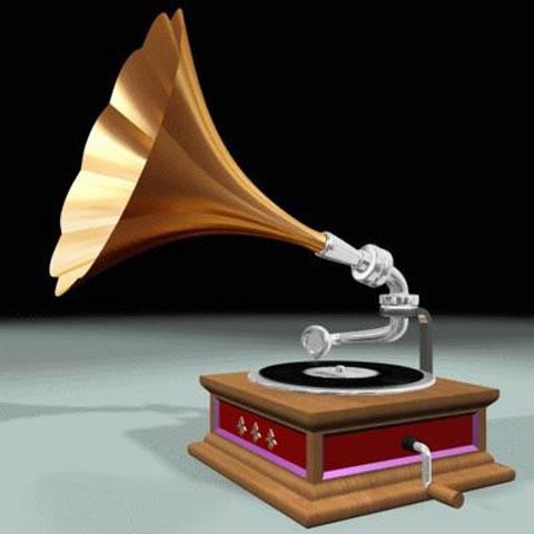 1889 = Gramophone Le .. Technologie - Domotique -
