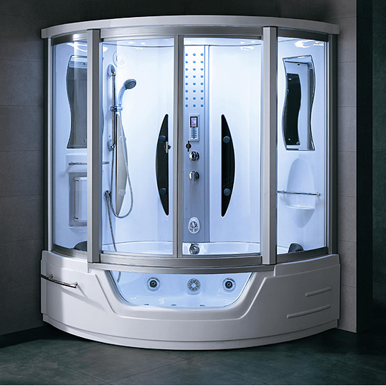douche du futur - Domotique Salle De Bain