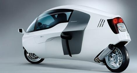 Moyens de transport du futur 1 moto du futur