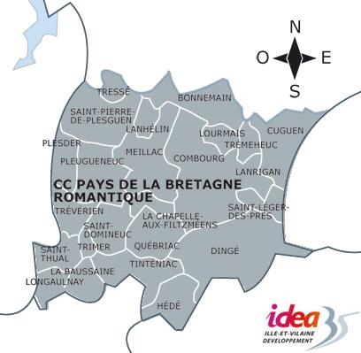 Carte Bretagne Romantique.Entretien Corporel Sur Rennes Blog Artisans Services